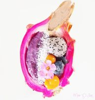 Dragonfruit iced Acaibowl Fruit Breakfast
