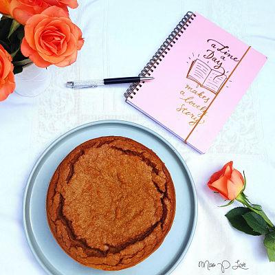 carrotcake rose book pen Healthy Lunch dessert Breakfast